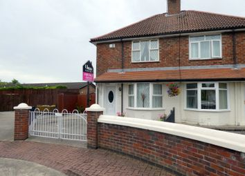 Thumbnail 2 bed semi-detached house for sale in Birkby Grove, Hull
