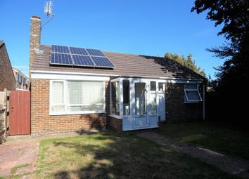 Thumbnail 2 bed bungalow for sale in Newtimber Avenue, Goring-By-Sea, Worthing