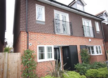 Thumbnail 3 bed property to rent in Downsedge Terrace, Boxgrove Gardens, Guildford