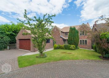 Thumbnail 5 bedroom detached house for sale in Greenmount Close, Greenmount, Bury, Lancashire