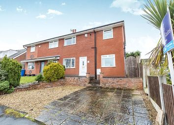 Thumbnail 3 bed semi-detached house for sale in Hawkshead Avenue, Euxton, Chorley