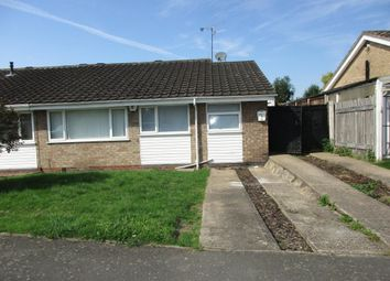 Thumbnail 2 bed semi-detached bungalow for sale in Claybrook Avenue, Braunstone, Leicester