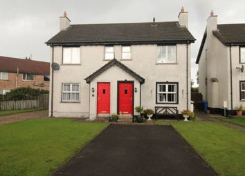 Thumbnail 3 bed semi-detached house for sale in Cairndore Walk, Newtownards