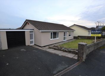 Thumbnail 3 bed detached bungalow for sale in Pocohontas Crescent, Indian Queens, St. Columb, Cornwall
