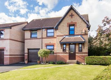 Thumbnail 4 bed detached house for sale in Redcroft Street, Danderhall, Dalkeith