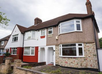 Thumbnail 3 bedroom end terrace house for sale in Haddington Road, Bromley