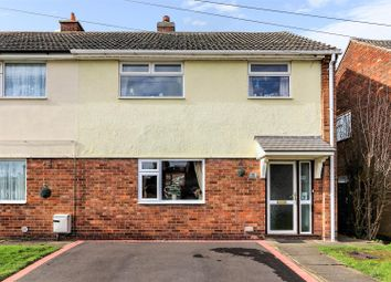 Thumbnail 3 bed semi-detached house for sale in Queens Street, Measham
