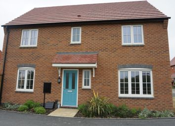 Thumbnail 4 bed detached house for sale in Raywell Road, Leicester