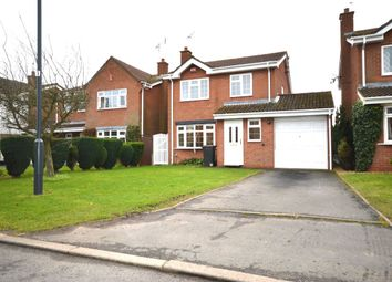 Thumbnail 4 bed detached house to rent in Axminster Close, Nuneaton