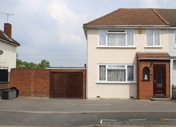 Thumbnail 3 bed end terrace house for sale in Spring Gardens, Elm Park, Hornchurch