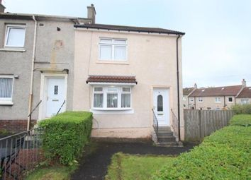 Thumbnail 2 bed end terrace house for sale in Drumpellier Place, Baillieston, Glasgow, Lanarkshire