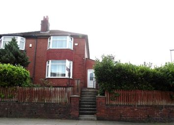 Thumbnail 3 bed semi-detached house for sale in Crown Street, Rochdale, Greater Manchester