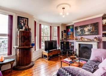 Thumbnail 3 bed flat to rent in Sackville Road, Hove