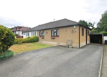 Thumbnail 4 bed semi-detached bungalow for sale in Chiltern Avenue, Bushey