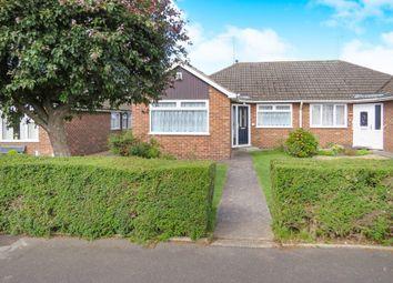 Thumbnail 3 bedroom semi-detached bungalow for sale in Cissbury Ring, Peterborough