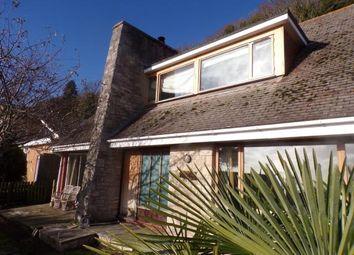 Thumbnail 4 bed bungalow for sale in Castle Court, Ventnor