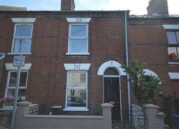 Thumbnail 4 bed terraced house for sale in Guernsey Road, Norwich