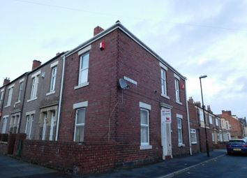 Thumbnail 2 bed terraced house to rent in Hopper Street West, North Shields