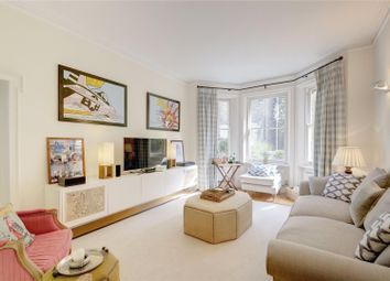Thumbnail 2 bedroom flat for sale in Nevern Mansions, London