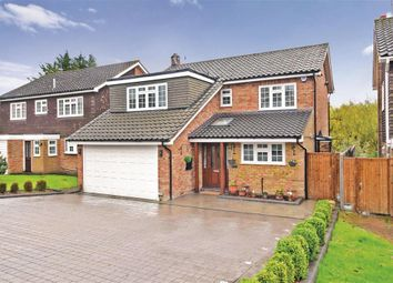 4 bed detached house for sale in Longfield, Loughton, Essex IG10