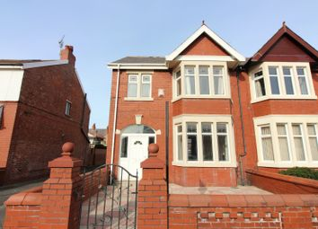 Thumbnail 3 bedroom semi-detached house for sale in Thames Road, South Shore