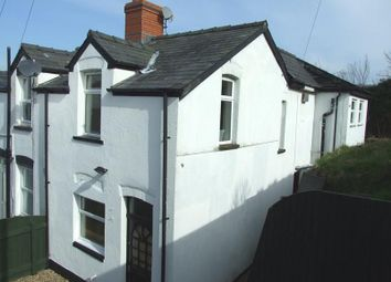 Thumbnail 2 bed end terrace house for sale in King Street, Builth Wells