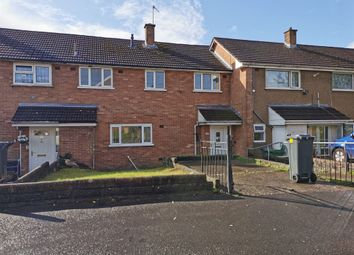 Thumbnail 3 bed terraced house for sale in Croyde Avenue, Llanrumney, Cardiff