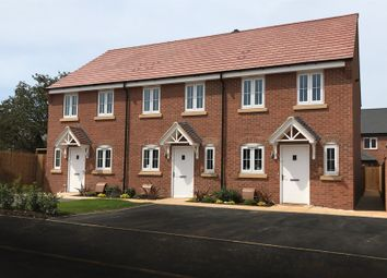 Thumbnail 2 bed mews house for sale in Charters Gate, Park Lane, Castle Donington