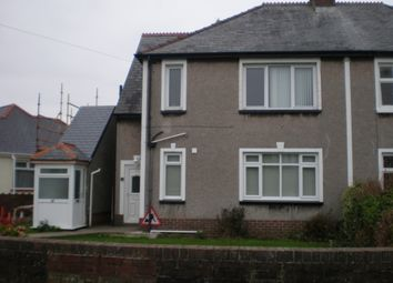 Thumbnail 1 bed flat to rent in Nicholls Avenue, Porthcawl