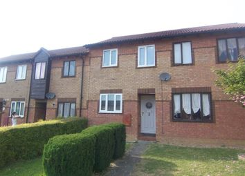 Thumbnail 2 bed terraced house to rent in Hexham Gardens, Bletchley, Milton Keynes