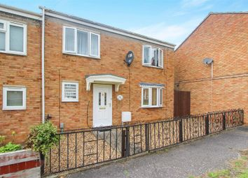 Thumbnail 3 bed end terrace house for sale in Kent Road, Huntingdon