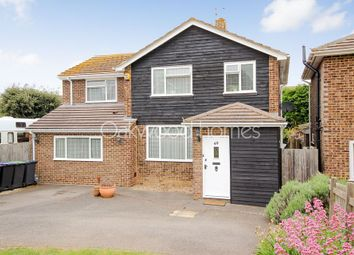 Thumbnail 4 bed detached house for sale in Gainsborough Drive, Herne Bay