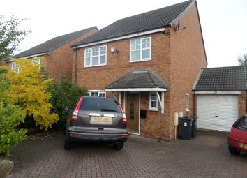 Thumbnail 4 bedroom detached house for sale in Sandpiper Way, Erdington