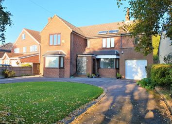 Thumbnail 3 bed detached house for sale in Moss Nook, Burscough, Ormskirk