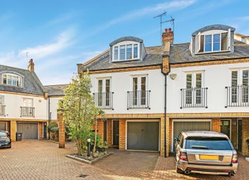 Thumbnail 3 bed town house to rent in Bailey Mews, Chiswick