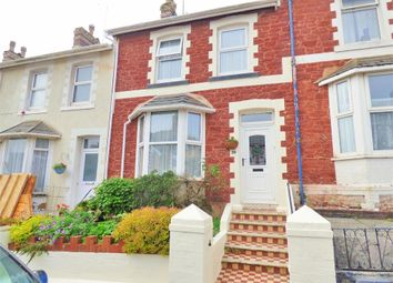 Thumbnail 4 bed terraced house for sale in Sherwell Hill, Torquay, Devon