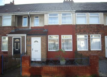 Thumbnail 2 bed terraced house for sale in Welwyn Park Avenue, Hull