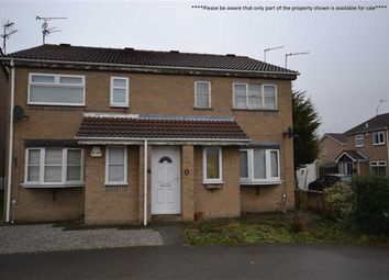 Thumbnail 1 bed flat for sale in Broadley Close, Bannister Drive, Hull