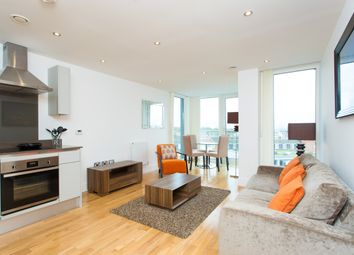 Thumbnail 1 bed flat to rent in The Crescent, Seager Place, Deptford