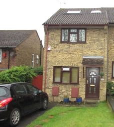 Thumbnail 3 bed town house to rent in Coates Road, Elstree, Borehamwood