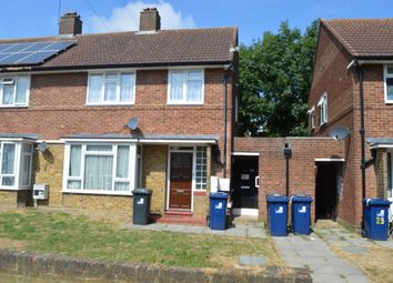 Thumbnail 2 bed flat to rent in Darwin Drive, Southall