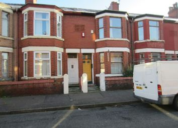 Thumbnail 4 bedroom terraced house to rent in Broadfield Road, Moss Side, Manchester