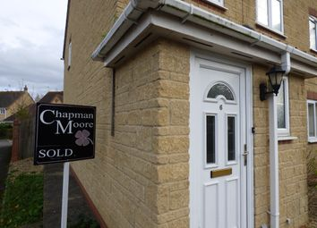 Thumbnail 3 bed semi-detached house for sale in Church View, Gillingham