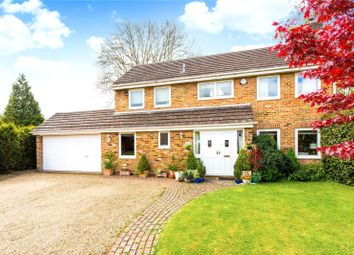 Thumbnail 4 bedroom detached house for sale in Frobisher Close, Kenley, Surrey
