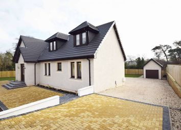 Thumbnail 5 bed detached bungalow for sale in Glasgow Road, Kilmarnock