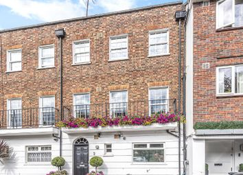 Thumbnail 3 bed terraced house for sale in Abbey Road, St John's Wood, London