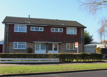 Thumbnail 3 bedroom semi-detached house for sale in Radburn Way, Letchworth Garden City