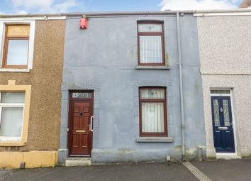 Thumbnail 2 bed terraced house for sale in Roger Street, Treboeth, Swansea, West Glamorgan
