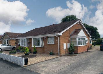 Thumbnail 2 bed semi-detached bungalow for sale in Oak Tree Road, Branton, Doncaster