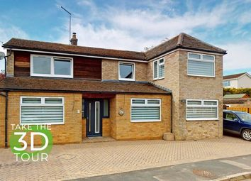Thumbnail 4 bed detached house to rent in Grenehams Close, Ketton, Stamford